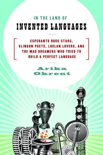 Buchcover: In the Land of Invented Languages
